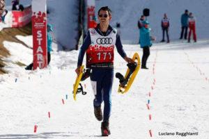 Luciano Ragghianti agli Special Olympics World Winter Games 2017