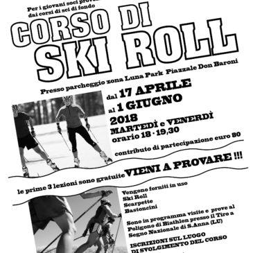CORSO SKIROLL