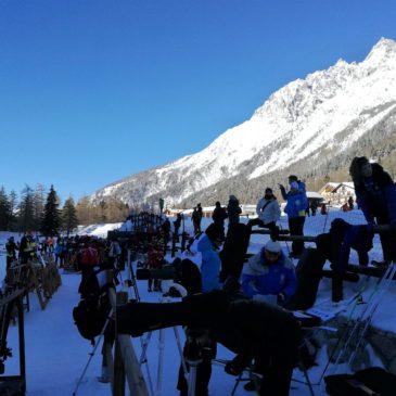 BIONAZ Campionati Italiani Biathlon