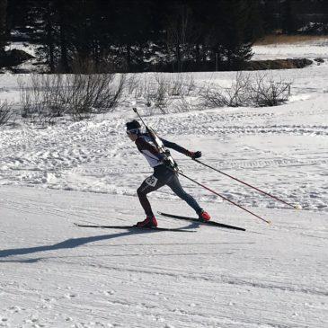 VAL DI ZOLDO Coppa Italia biathlon