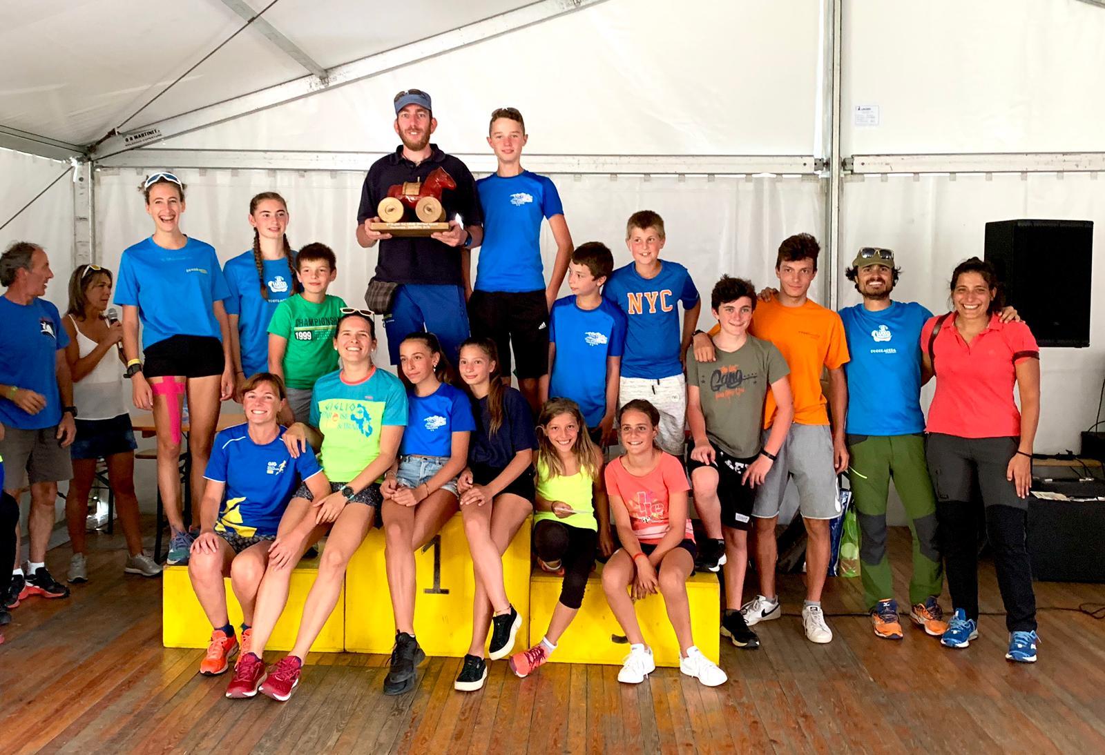 La Focolaccia trionfa nell'ottavo trofeo Bionaz Oyace