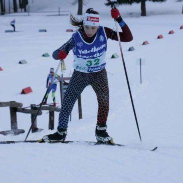 BIONAZ Gara individuale Biathlon