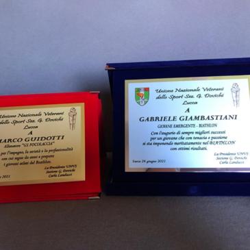 Premiazione Veterani Sport
